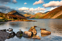 """Last light at Wastwater"""