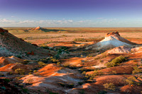 Painted Valley, Coober Pedy