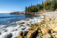 Pebble Beach, Acadia