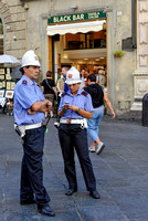 Police, Florence